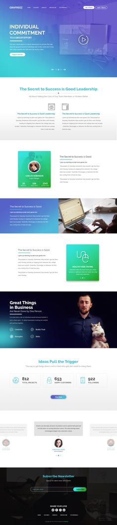 Bureau is a free agency website template for corporate and startup companies. This psd template based on bootstrap grid system and modern design trends.  You can find this free template handy for customization and easy to edit. Each section is well grouped and organized and created with non-destructive approach. Features like Banner slider, Testimonials, Feature section etc are unique in design and layout. Perfect combination of fonts, Images and colors makes it a ideal pick.