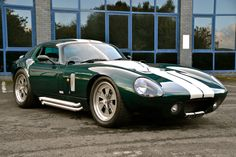 *WITHDRAWN* 2005 Superformance Shelby Daytona Coupe *WITHDRAWN* - Silverstone Auctions