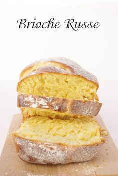 Brioche Russe. Variation: try the shape with cinnamon roll dough and filling