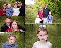 Hart Family Portraits