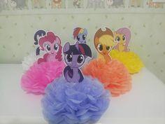 mis centros de tejido pequeño pony por InsanelyCreative3812 en Etsy
