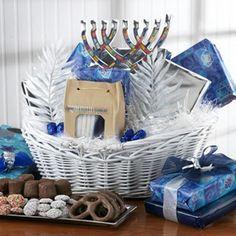 Hanukkah Gift Basket