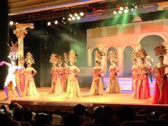 Bangkok, Thailand: Golden Dome (Ladyboy) Cabaret