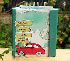Mini-álbum de viajes