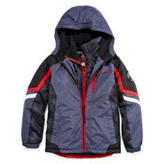 Weatherproof® Midweight Vestee Ski Jacket - Preschool Boys 4-7  found at @JCPenney