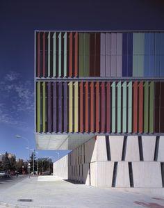 Comisaría Provincial De Albacete / Matos-Castillo Arquitectos