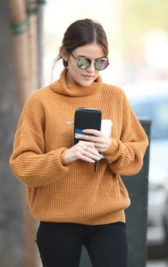 lucy hale cute hair & outfit January 28 2020 at fashion-inspo Summer Dress Outfits, Fall Outfits, Casual Outfits, Fashion Outfits, Fashion Clothes, Fashion Fashion, Fashion Ideas, Fashion Tips, Fashion Women