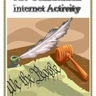 $1.75. This web-based activity provides students with a very succinct overview of the Constitution, broken down by Article and Section. With 30 questions, and an answer key included, students will learn the key aspects of the Constitution.    This is a great introductory technology-based lesson to get students interacting with the U.S. Constitution.