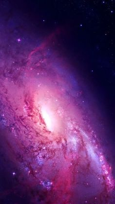 Purple nebulosa in a far costellation. Space Wallpaper, Galaxy Wallpaper, Nebula Wallpaper, Wallpaper Wallpapers, Iphone Wallpapers, Cosmos, Hubble Space, Space And Astronomy, Ciel Nocturne