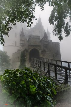 Lichtenstein Castle, Germany, from Iryna. I was conceived just outside a Castle in Germany. Beautiful Castles, Beautiful Buildings, Beautiful Places, Places To Travel, Places To See, Photo Chateau, Lichtenstein Castle, Germany Castles, Famous Castles