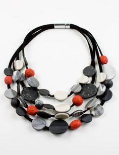 Andrea Four-Strand Necklace