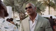 """John Cena On NBC Show, The Rock Comments On """"Ballers"""" Premiere, """"San ... Ballers  #Ballers"""
