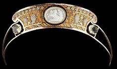 Cameo Tiara-unknown provenance