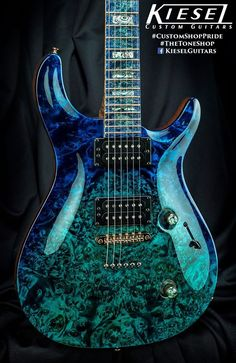 Carvin Guitars - Kiesel Custom