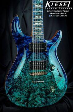 Carvin Guitars - Kiesel Custom