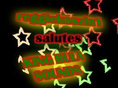 REGGIEKOSZIN1 A SALUTE 2 KING RULA SOUND Reggae, Om, Neon Signs, King