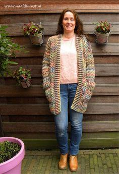 Makkelijk te maken en heerlijk om te dragen. Het vest CrissCross.