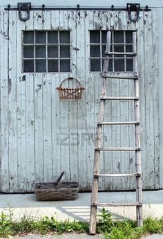 I want the ladder, too.