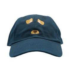 Dog Filter Dad Hat - Navy  https://acehatcollection.net/collections/frontpage/products/copy-of-dog-filter-dad-hat-white