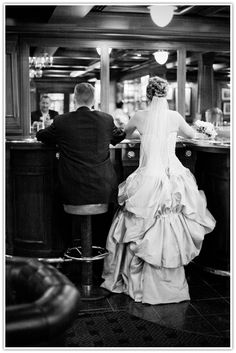 Love this  after wedding  pic of us at the bar  -) Cruise 421f3289763