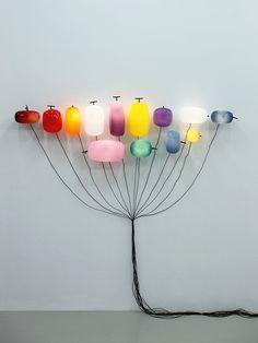 Fruits lumineux par Hisakazu Shimizu