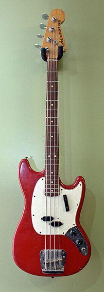 1967 Fender Mustang Bass