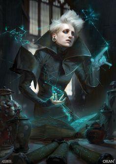 Iran the apprentice sorcerer by Yan-Li-ART on deviantART
