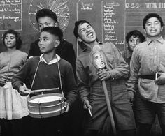 Students performing, Whatatutu primary school, near Wairoa, New Zealand, Ans Westra. Nz History, Straight Photography, John Miller, Research Images, New Zealand Art, Cafe Art, Documentary Photographers, Photography Courses, Artist Life