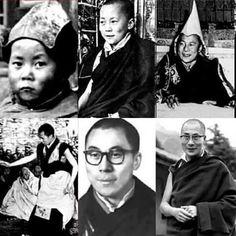 Portraits of His Holiness the Dalai Lama