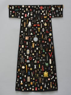 Mar Goman, Shaman's Dress