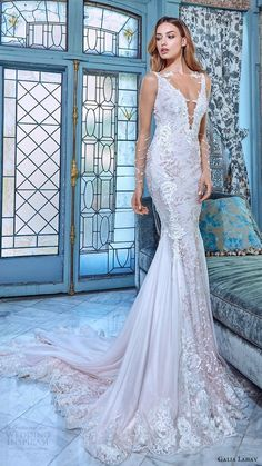 Galia Lahav Spring 2017 Couture Wedding dress