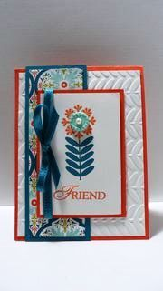 Peanuts and Peppers Papercrafting: Try It Thursday - Stampin' Up Madison Avenue Sale A Bration Sneak Peek