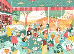 Jeunesse - Edition - Thibaut Rassat Portfolio