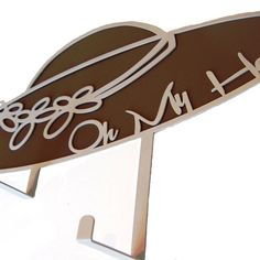 my hat! Our pretty hat hooks are available to buy at my hat! Our pretty hat hooks are available to buy at The moon may be made of cheese, but the galaxy's made of delicious chocolate cake! This personalized karate medal holder is the best way to disp.