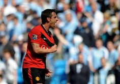 A passionate @manutd fan himself, Gary Neville lived the dreams of thousands of schoolboys when he was appointed skipper by Sir Alex Ferguson in 2005. The Bury-born defender spent five years as club captain, helping the Reds win seven major honours.