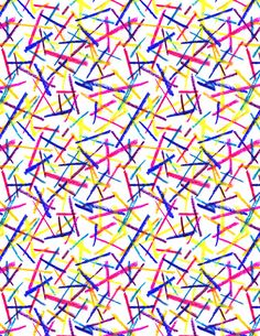 Whenever I get bored, I like to find patterns in pictures like these.
