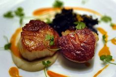 Atlantic Sea Scallops for dinner? Order for 24 hr free delivery - Cook like a chef at home!  http://www.floridaseafood.com/atlantic-sea-scallops-starting-with-2-lbs/