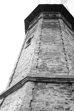 Cape Bojeador Light House (Ilocos Norte) : The oldest light house in the Philippines. Ilocos, Old Lights, Light House, Philippines, Cape, Old Things, Building, Travel, Norte