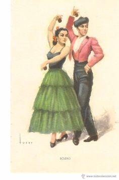Spanish Costume, Spanish Dress, Cuban Dress, Gaucho, Ribbon Embroidery, Gypsy, Disney Characters, Fictional Characters, Costumes