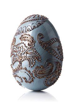 Monterey Paisley Easter egg