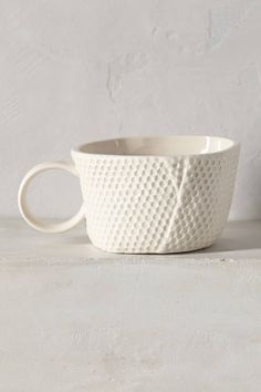 Honeycomb Mug - anthropologie.com