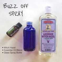 So I've given you the recipe for the #hollysticitchawayspray now I'm showing you how to prevent those pesky bugs from biting you and your kids. Best part is there's no chemicals, no awful smell and it's all natural ingredients. This is one bug spray your kids won't mind. ∷∷∷∷∷∷∷∷∷∷∷∷∷∷∷∷∷∷∷∷ How to make: ▫️You'll need a glass spray bottle (glass only for EO's) ▫️Fill bottle almost all the way with #witchhazel. I love @thayersnatural alcohol-free with aloe and lavender because it's natural…