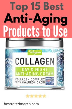 15 Best Anti Aging Skin Care Products | Drugstore | Anti Wrinkle | Tips for the 30s to 50s
