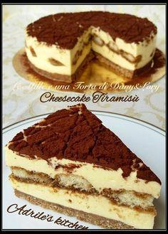 Low Carb Keto Tiramisu - Welcome my homepage Tiramisu Cheesecake, Cheesecake Recipes, Dessert Recipes, Kentucky Butter Cake, Delicious Desserts, Yummy Food, Scones Ingredients, Christmas Cheesecake, No Bake Brownies
