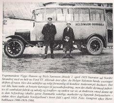 Helsingør Hornbæk bus 1923