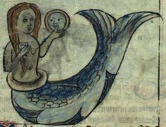Sirena - Bestiario Provenzal
