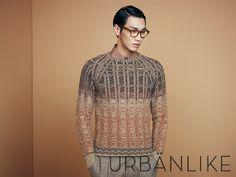 Kim Young Kwang - Urban Like Magazine December Issue '13