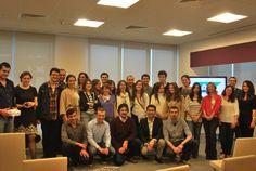 40 farklı genç ile geleceği konuştuğumuz Genç Futuristler Zirvesi 14 Nisan'da SAP Türkiye ofisinde gerçekleşti. http://twitter.com/alibabaoglan