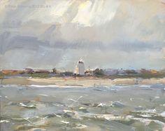 Roos-Schuring-Seascape-summer-4-Coastalline-Katwijk-Birds-and-Vuurbaak-Lighthouse-klbld.jpg 588×467 pixels