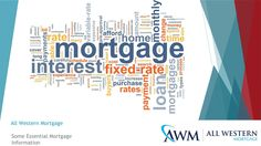 In the simplest of terms, a mortgage is a loan that has been taken to buy a land or a property. Most people take a mortgage loan for 30 years, but the duration can be shorter or longer depending upon their financial situation and requirements. Adjustable Rate Mortgage, Fixed Rate Mortgage, Online Mortgage, Lending Company, Lead Generation, Home Buying, How To Apply, Custom Homes